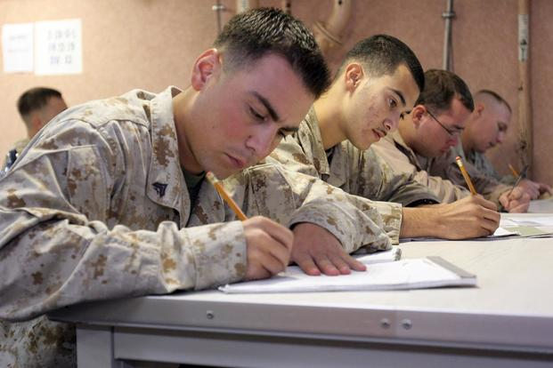 U.S. Marine Corps photo by Cpl. Peter R. Miller